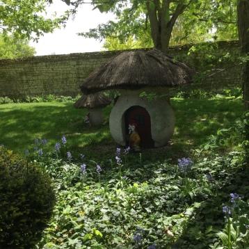 champignon chateau rivau