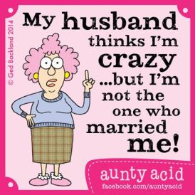 my husband ...